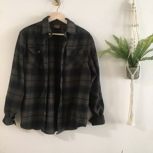 Great Northwest Clothing Company Tops - Evergreen Flannel